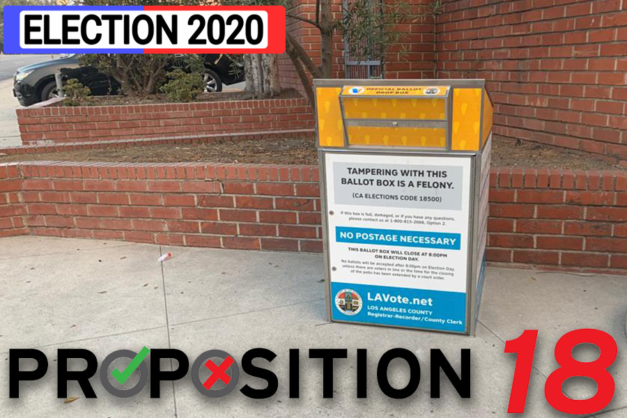 VOTE%3A+An+official+California+election+drop+box+was+ready+for+ballots+at+the+Westside+Jewish+Community+Center+Oct.+21.+Many+people+are+voting+by+mail+to+avoid+exposure+to+Covid-19+while+waiting+at+polling+places%2C+and+mail-in+ballots+can+also+be+placed+in+drop+boxes+around+the+state.