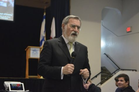Rabbi Lord Jonathan Sacks, 'master of thought' and a Rashi of our time, has died at age 71