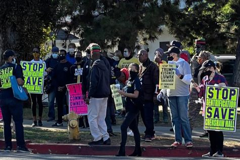 Protest fights purchase by Beverlywood developer in Baldwin Hills