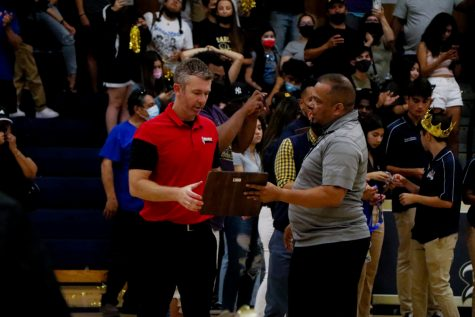 'A lot of emotion on this team' — Coach Ryan reflects on a season of records and heartbreak for boys basketball