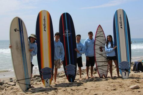Surf's up and cowabunga, quarantine saw many more students and faculty catching the waves