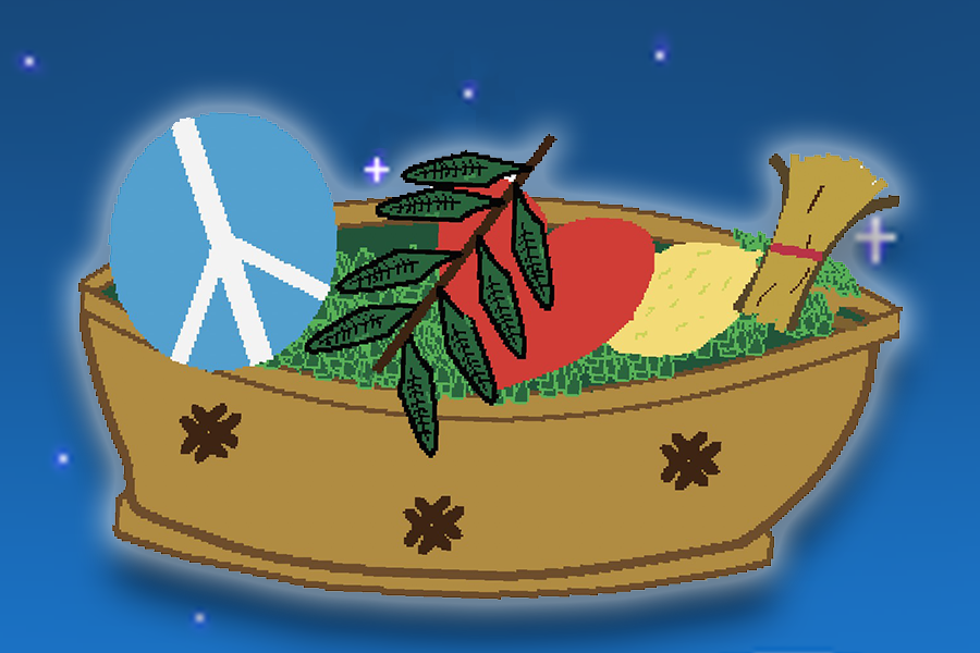GIFTS: Sukkot, which thanks God for blessings of all kinds, begins tonight at 6:34 p.m.