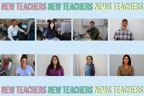 Eight new faces (so far) leading classes, counseling and special projects this year
